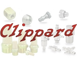Clippard Fittings and Mufflers
